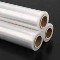 Hand Wrap Stretch Film with 15 to 50 Microns Thickness and 0.5 to 1.5m Width Manufactures