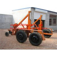 reel trailers,cable-drum trailers,CABLE DRUM TRAILER Manufactures