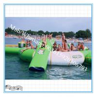 cheap inflatable water amusement slide inflatable water sports games Manufactures