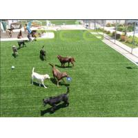 Durable Custom Outdoor Artificial Grass For Pets , Dog Friendly Artificial Turf Manufactures