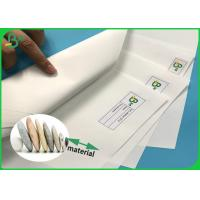 Buy cheap Custom Size 80G 120G 145G White Stone Paper Sheet with Nice Water Resistant from wholesalers