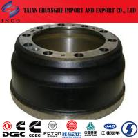 MAN BRAKE DRUM, REAR 81501100101, 81501100134, 81501109101 Manufactures