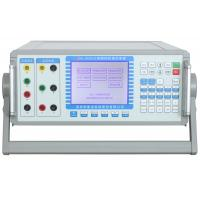 Three Phase Multifunction Electrical Calibrator Programmable Standard Power Source Manufactures