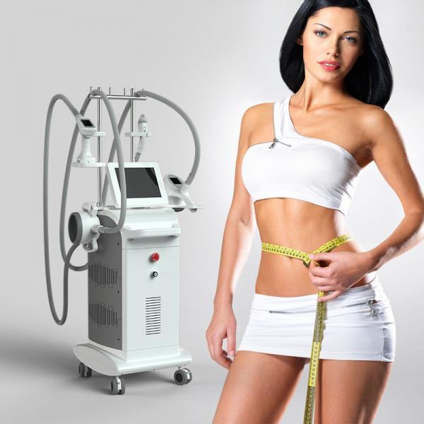 Quality RF,VACUUM+ MASSAGE ROLLER 3-in-1 velashape / cellulite killer/ velashape slimming machine for sale