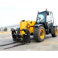 XC6-3507 Mini 3.5 Ton Telescopic Telehandler Forklift Earthmoving Machinery  Used to Handle Loose Materials Manufactures