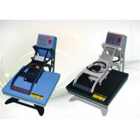 China High Accuracy Industrial  Heat Press Machine With Flat Work Table and LCD Display on sale