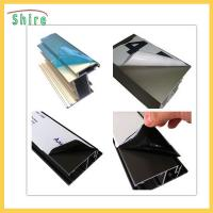 Metal Processing Temporary Protective Film , PE Wall Protector Film Medium Adhesive Manufactures