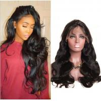 Body wave front lace headgear real hair hair set cross-border exclusive Manufactures