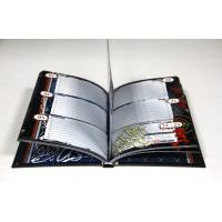 Promotional CMYK Color Custom Notebook Printing With Environment Friendly Paper Manufactures