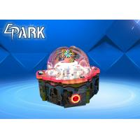 4 Players Candy Claw Crane Kids Gift Vending Machine For Game Center Manufactures
