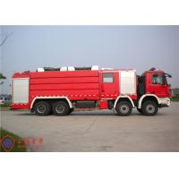 Max Power 440KW Fire Fighting Truck Fixed All Equipments With Rust Proof Special Clamp Manufactures