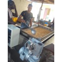automatic stainless steel electric heating batch fryer in Africa Manufactures