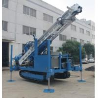 Multifunctional Full Hydraulic Rig Anchor Drilling Machine 7m Feeding Stroke Manufactures