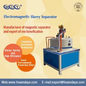 Buy cheap WDY Wet Magnetic Separator / Magnetic Drum Separators Food Industries Use from wholesalers