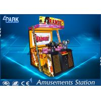 "55"" Shooting Arcade Machines Multi Difficulty Levels Available 1 Year Warranty Manufactures"