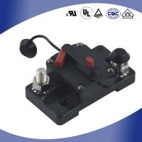 60a 20v DC Surface Mount High Ampere Automotive Breaker Audio Circuit Breaker Manufactures