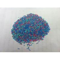 colorful needle speckles noodle speckles colored soda ash speckles for washing powder Manufactures