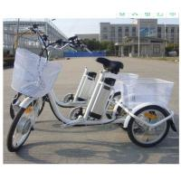 China Trade Assurance 3 wheels electric cargo bike wheeled elec wheel motorized for sale on sale