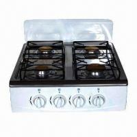 Table Gas Stove with Stainless Top Plate  Manufactures