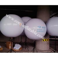 Inflatable Lighting Balloon with tripod, tripod ballloon for sale Manufactures