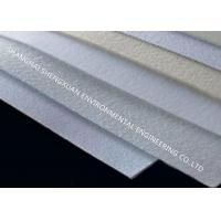 Anti - Flame Industrial Filter Cloth , Good Abrasion Resistance Dust Filter Fabric Manufactures