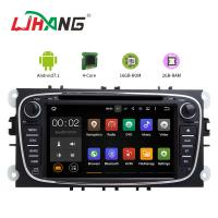 WIFI IPOD USB AUX Car Dvd Player For Ford Focus Touch Screen Humanization Design Manufactures