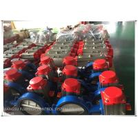 Natureal Gas Petrochemical Butterfly Pneumatic Actuator , Ball Valve Actuators Manufactures