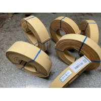 Non Asbestos Flexible Industrial Brake Lining Rolls for anchor winch windlass Manufactures