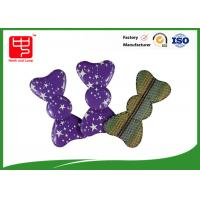 China PVC waterproof hook and loop hair bow / hook and loop Sticky Pads ,  Eco - friendly hook and loop clips for Cable ties on sale