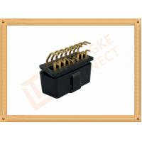 PCB Soldered OBDII OBD Diagnostic Connector 16 Pin Male Connector SOM019A Manufactures