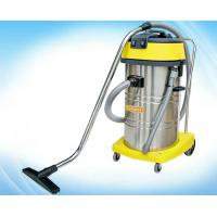 Quality 80L Wet And Dry Vacuum Cleaner / Room Service Equipments With Stainless Steel Tank for sale