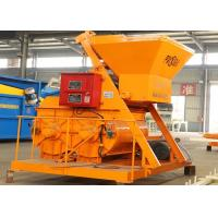 Buy cheap Js500 500 Liters Industrial Cement Mixer Continuous Concrete Mixer For Building from wholesalers