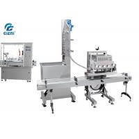 Quality Adjustable Essential Oil Filling Machine With Automatic Capping Machine for sale