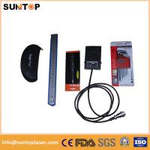 20W Mini fiber laser marking machine for plastic PVC data matrix and barcode