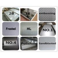 China supplier interior decoration astm a240 304 stainless steel plate