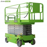 CE 12m self propelled scissor lift with 320kg capacity for sale Manufactures