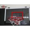 Free Standing Mini Basketball Hoop For Door , Small Over The Door Basketball Hoop Manufactures