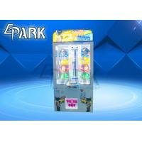 Arcade Crane Game Machine With LCD Screen , Claw grabber Machine Manufactures