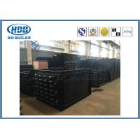 Industrial Water Tube Boiler Economizer For Circulation Fluidized Bed Boiler Heat Transfer Manufactures