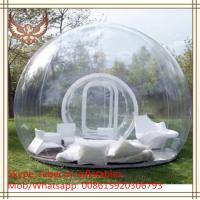 inflatable clear tent clear ,camping inflatable clear tent, inflatable transparent tent, Manufactures