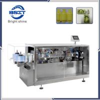 Quality Food industry Plastic Ampoule Packing Machine with two filling head for sale