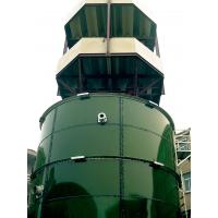 China ECO Friendly Wastewater Treatment Reactors 500m3 * 2 For Pharmaceutical on sale