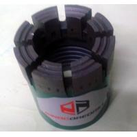 Impregnated Diamond Core Drill Bits NQ Core Drill Bits , Fast Cutting Manufactures