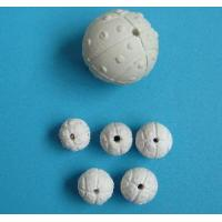 Slotted and Perforated Ceramic Ball-Covering Media (HQ-HK) Manufactures
