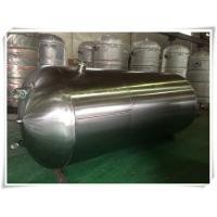 Different Capacity Compressed Air Storage Tank U Stamped Pressure Vessel Manufactures