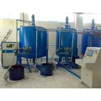 Batch Foam Making Machine For Furniture / Foam Mattress Production Line Manufactures