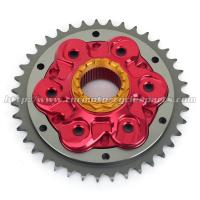 Ducati 1199 Panigale / Streetfighter Motorcycle Parts Aluminum Alloy Rear Sprocket kits Manufactures