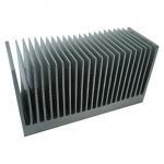 Extruded Aluminum Heatsink Extrusion Profiles , 6061 / 6005 Aluminum Heatsinks For Solar PV Products Manufactures