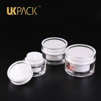 UKPACK Personal care package PMMA Luxury packaging face Cream Jar