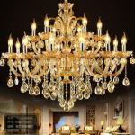 Crystal chandelier modern design For Living room Bedroom Fixtures (WH-CY-06) Manufactures